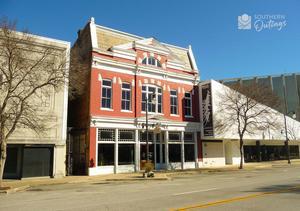 S.A. Berger Dry Goods-Kyle Building