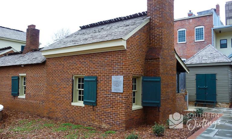 Alabama Constitution Park's Boardman Building