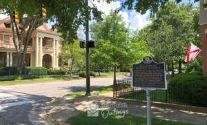 Twickenham Historic District marker