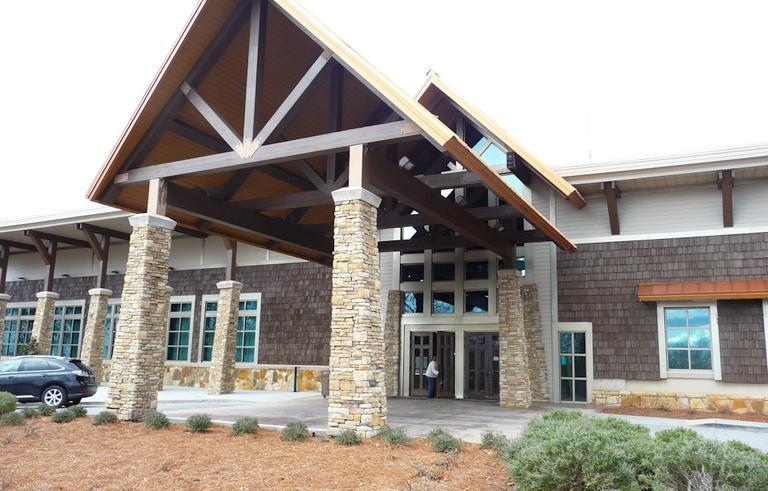 Guntersville State Park Lodge
